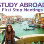 Study Abroad (Virtual) FIRST STEP Meeting on January 27, 2021